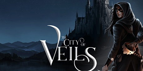 Join S. Usher Evans for the Release of The Queen of Veils tickets