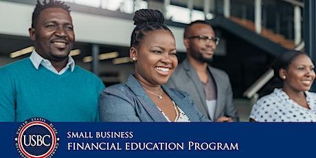USBC Business Financial Education Program & Entrepreneur Training tickets