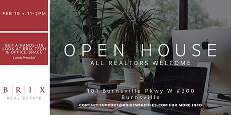 BRIX Office Open House tickets