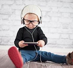 Digikids! Een ontdekkingsreis doorheen de digitale realiteit van onze kinderen tickets