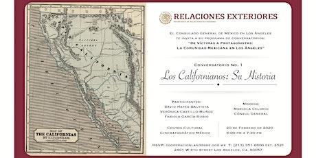 Los Californianos: Su Historia tickets