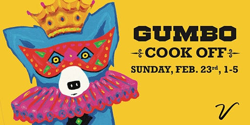 6th Annual Gumbo Cook-Off & Buffet at Verve