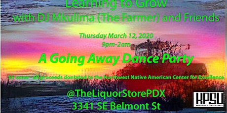 Learning to Grow - A Going Away Dance Party and Benefit tickets