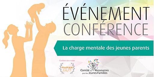 Conférence - La charge mentale des parents avec Maman 24/7!