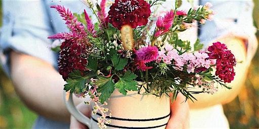 Hands-On Flower Arranging