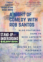 Stand-Up Comedy with Rob Santos