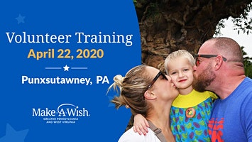 Make-A-Wish Volunteer Training - Punxsutawney, PA