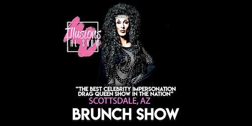 Illusions The Drag Brunch Scottsdale - Drag Queen Brunch Show - Scottsdale, AZ