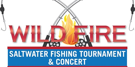 Wildfire Fishing Tournament & Concert featuring Stoney LaRue