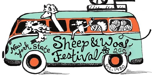 NY Sheep and Wool Festival Bus Trip