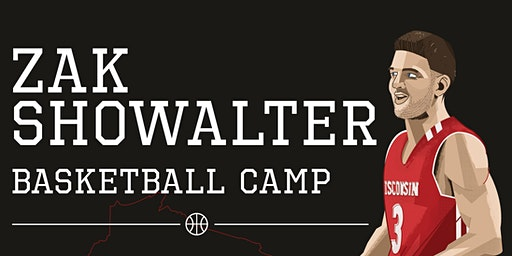 Zak Showalter Basketball Camp July 17 2020