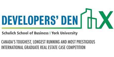 Developers' Den Case Competition tickets