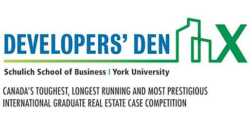 Developers' Den Case Competition
