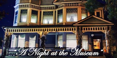 Paranormal Night at the Museum tickets