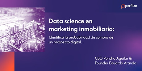 Data Science en Marketing Inmobiliario CDMX entradas