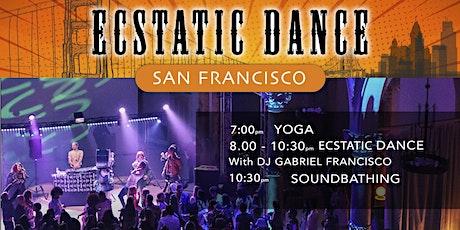 Ecstatic Dance SF tickets