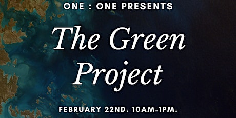 The Green Project tickets