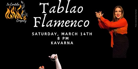 Tablao Flamenco in Kavarna tickets
