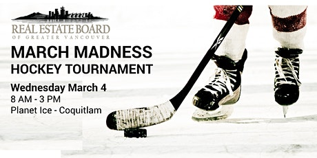 March Madness Hockey Tournament tickets