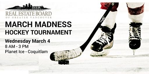 March Madness Hockey Tournament