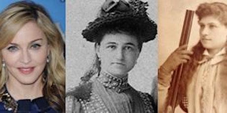 History Walk: American Women in Mayfair tickets
