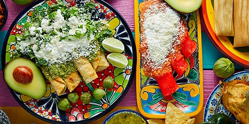 Session 4 Mexican Cuisine With Ms. Murphy + Ms. Boulay  Thursdays 90 min class, Grades K-4