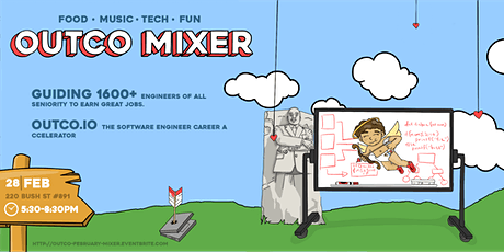 Outco's February Mixer tickets