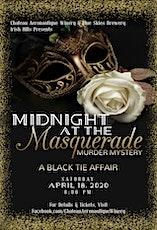 Midnight at the Masquerade -  Murder Mystery Dinner tickets
