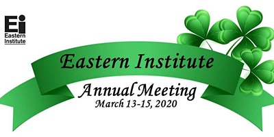 2020 Eastern Institute Annual Meeting