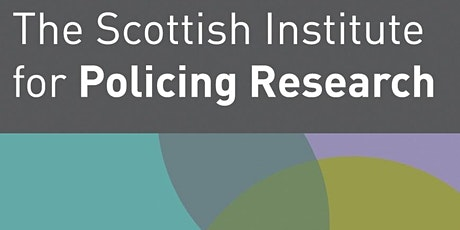 Dr Colin Atkinson Seminar - Policing Justice and Society Seminar tickets