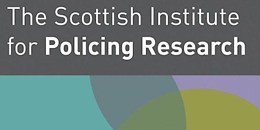 Dr Colin Atkinson Seminar - Policing Justice and Society Seminar