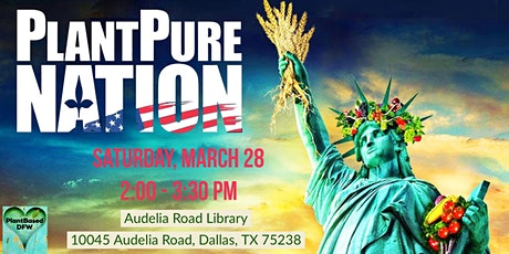 Plant Pure Nation Film: March 28, 2 p.m. tickets