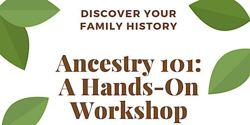 Ancestry.com 101