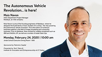 The Autonomous Vehicle Revolution