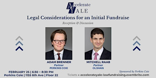 Legal Considerations for an Initial Fundraise