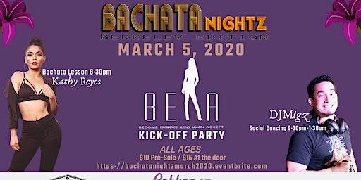 Bachata Nightz- BELLA Dance Weekender KICK OFF PARTY