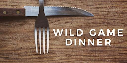 Wild Game Dinner 2020