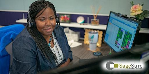 Hiring Event - SageSure Customer Service Open House