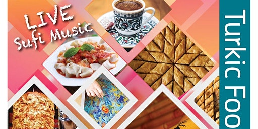 Turkic Food Fest- March 2020!