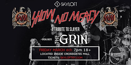 Show No Mercy - A Tribute To Slayer! tickets
