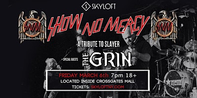 Show No Mercy - A Tribute To Slayer!