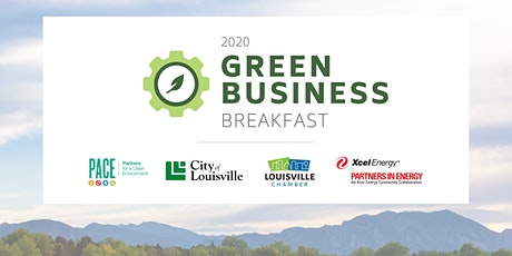 4th Annual Green Business Breakfast tickets
