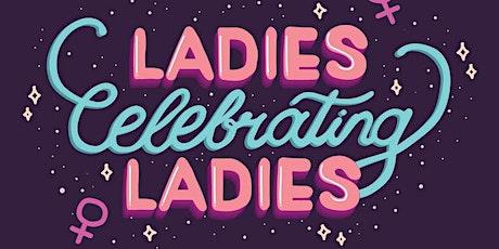 February Ladies Celebrating Ladies Dinner Club tickets