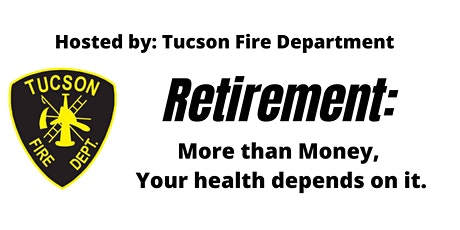 Retirement: More than money, your health depends on it. tickets