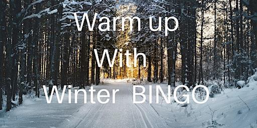 Warm up with Winter Bingo