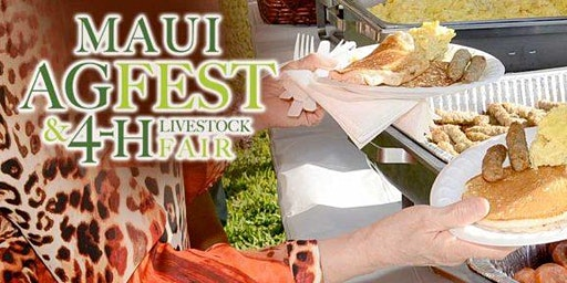Maui Legacy Farmers Pancake Breakfast 2020