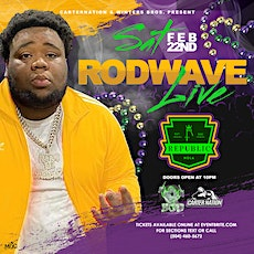 Rod Wave Live In Concert New Orleans  tickets