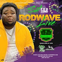 Rod Wave Live In Concert New Orleans
