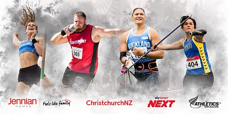 Jennian Homes New Zealand Track & Field Championships 2020 tickets