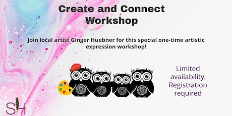 Create and Connect workshop tickets
